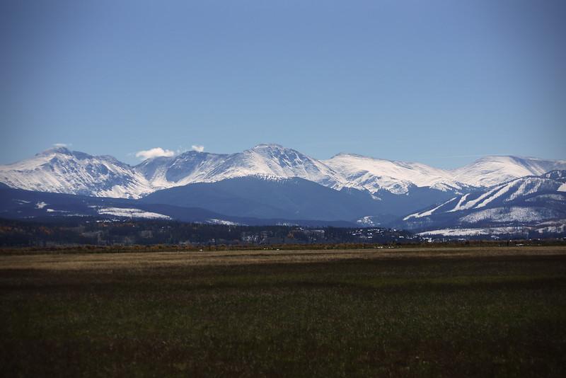 Winter Park Mountains