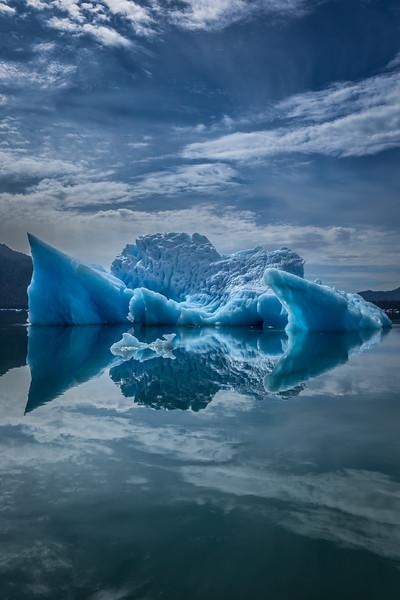 Frederick Sound Iceberg