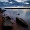 Reflections on Lake Lanier
