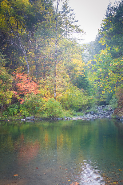 Fall at Hunter Creek