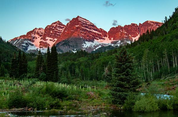 Beautiful Bells, Aspen, CO
