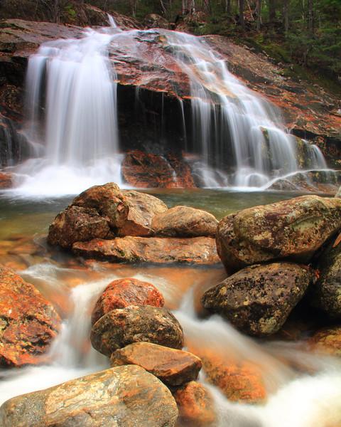 Thomson Falls, White Mountains, New Hampshire