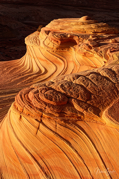 'The Second Wave', Coyote Buttes North, Arizona