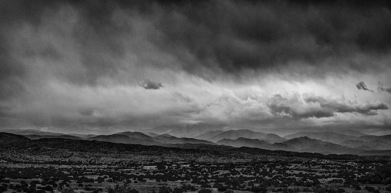 Nambe Rainstorm