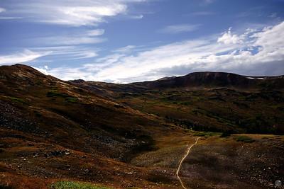 Loveland Pass Range