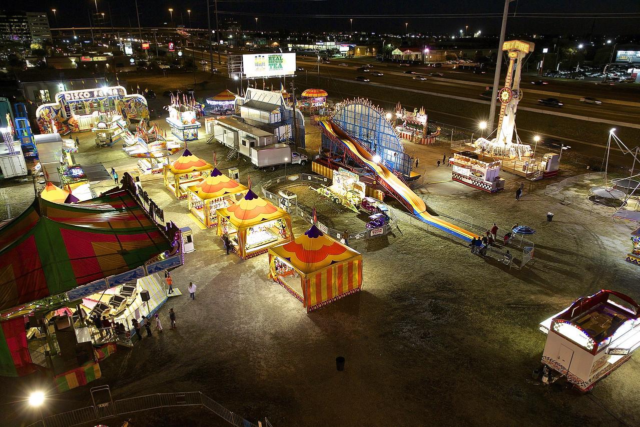 Carnival. Austin, Texas.