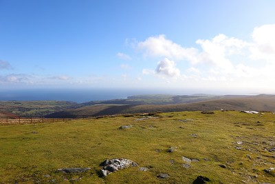 The view from Snaefell 5