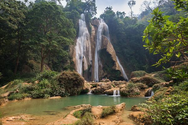 Dat Taw Gyaint Waterfall