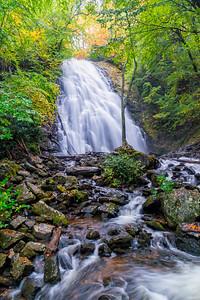 Crabtree Falls - Pisgah National Forest - NC