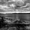 Dramatic Skies on Lake Lanier