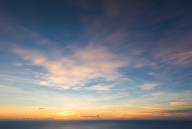 Pastel Sky - Gallion, Dominica