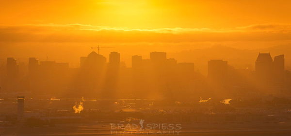 Waking up San Diego