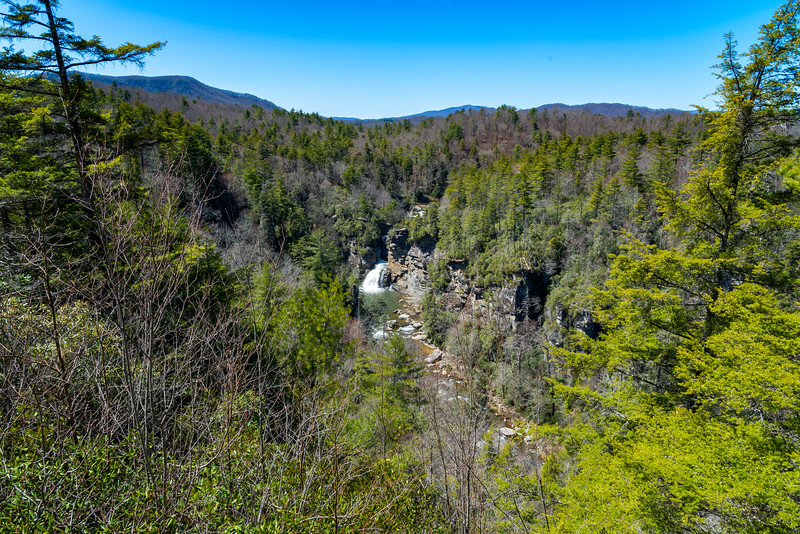 Linville Falls - Linville Gorge Wilderness - NC-7