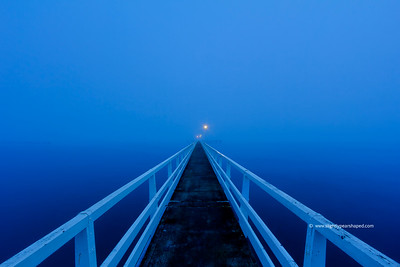 The Okahu Pier