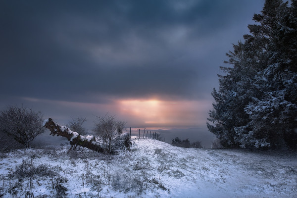 Winters View - Wales