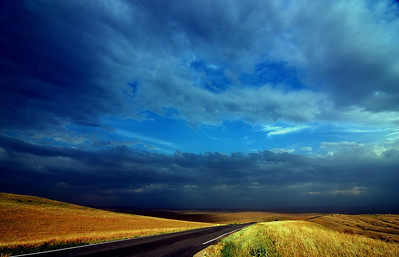 Foreboding Skies