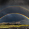 Brilliant Double Rainbow