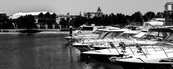 Mandurah Harbour