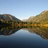 Gold Creek Pond, Cascade Mountains
