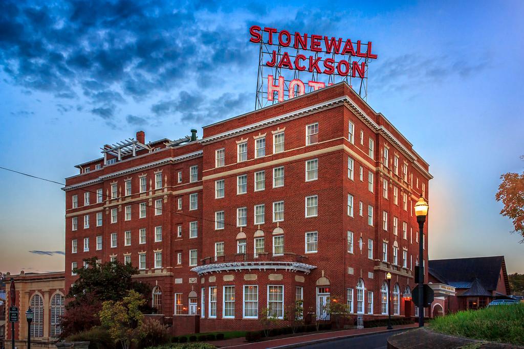 Stonewall Jackson Hotel