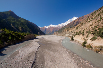 Lower Mustang Valley, Nepal
