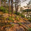 Soft Light, Soft Walking-Boundary Waters Canoe Area Wilderness