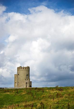 Watch Tower - Doolin, Ireland