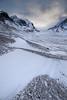 Athabasca Glacier Twilight