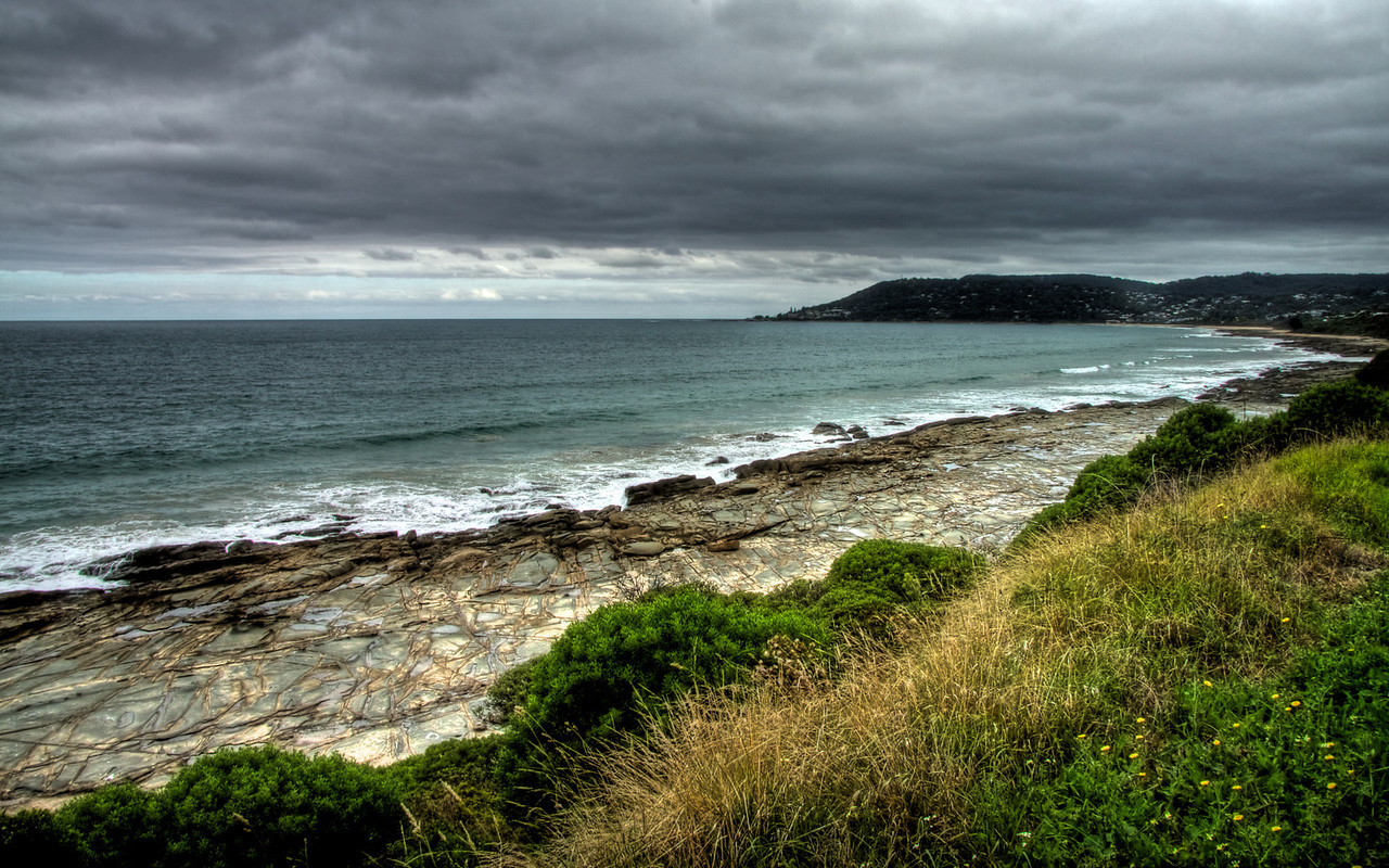 Surf Coast 2 HDR