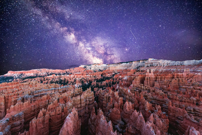 Bryce Canyon Milkyway