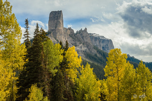 Colorado Fall at Owl Creek