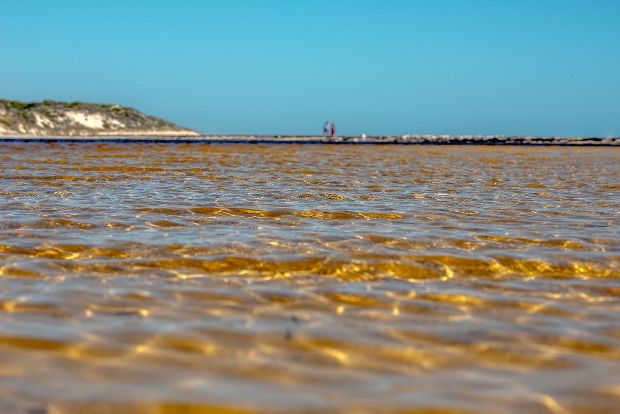 Guilderton river WA Australia