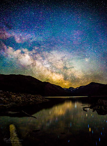Logan Photographers, Logan Utah Stars Milky Way