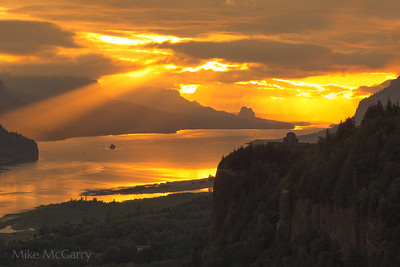 Gorge Sunrise