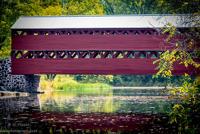 Sachs Covered Bridge: Adams County, PA