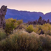 Sunset over Mono Lake Tufas 1