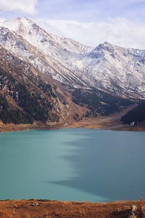 Big Almaty Lake, 2017.