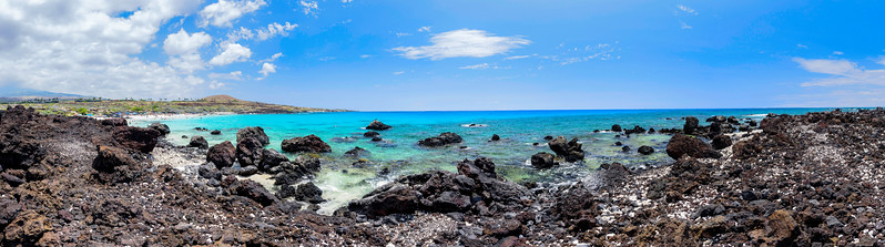 A Day at Maniniowali Beach