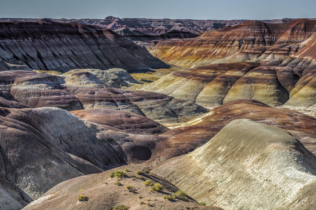 Little Painted Desert County Park - Navajo County, AZ