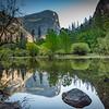 Mirror Lake, Early Morning