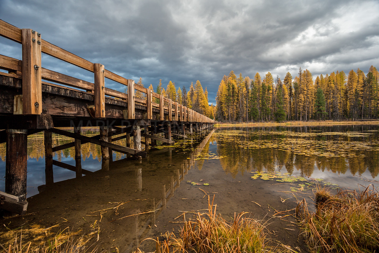 Bridge to Paradise- Seeley Lake, MT 2012<br /> <br /> Canon 5D MK III<br /> Canon EF 17-40mm f/4L USM