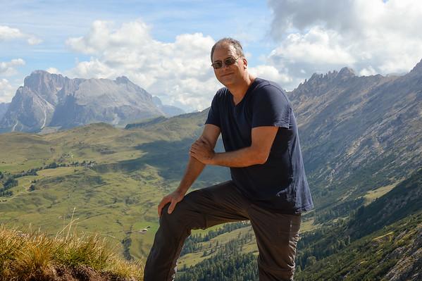 On my way | Dolomites (South Tyrol)