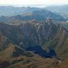 Federation Peak and Lake Geeves