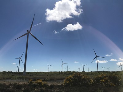 Mountlucas Wind Farm
