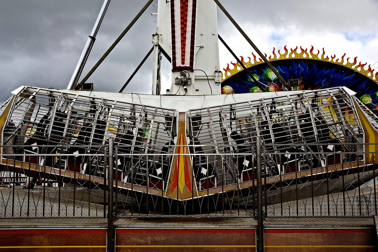 Ride. Carnival. Austin, Texas