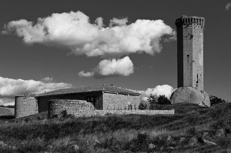 La tour de la Clauze