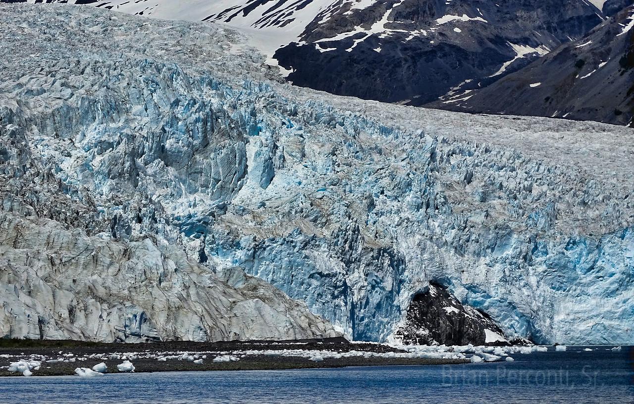 Aialik Glacier, Resurrection Bay, AK