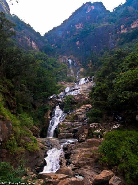 Ravana Ella Falls, Sri Lanka