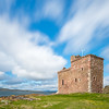 Portencross castle Seamill North Ayrshire