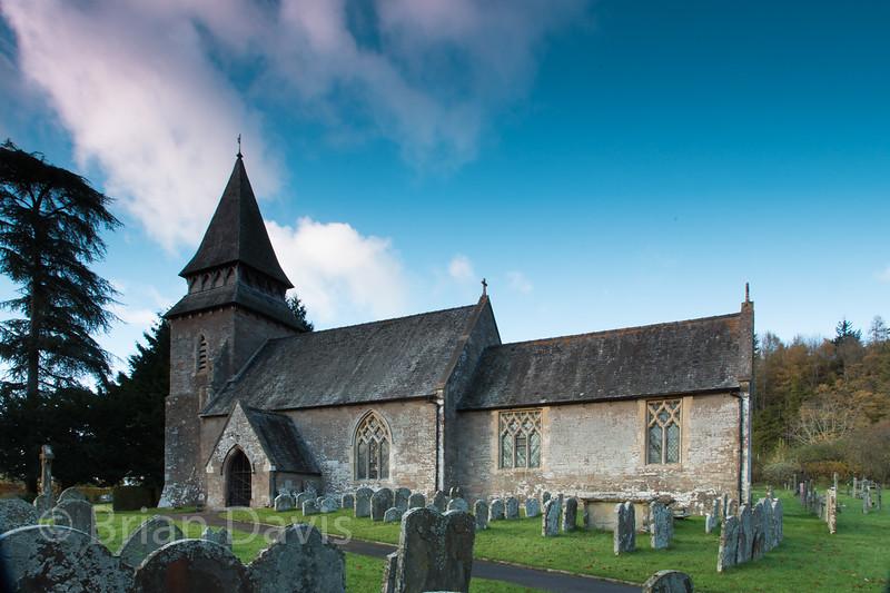 Kentchester Church